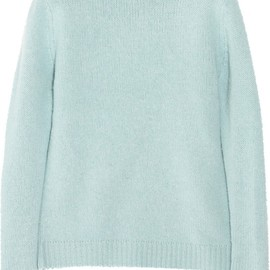 Acne - Clementine boiled wool sweater