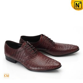 CWMALLS - Mens Leather Dress Oxford Shoes CW762410