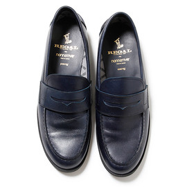 nonnative, REGAL - DWELLER LOAFER - COW LEATHER WITH GORE-TEX® 2L by REGAL