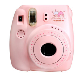 FujiFilm - Fujifilm Little Twin Stars Instax Mini 8 Camera