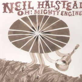 Neil Halstead - Oh Mighty Engine [Analog]