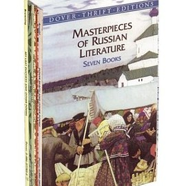 Various Artists - Masterpieces of Russian Literature: Seven Books (Dover Thrift Editions)