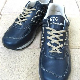 New Balance - 576 UK NAVY