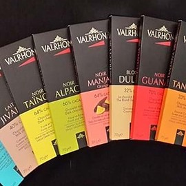 VALRHONA - TASTING COLLECTION