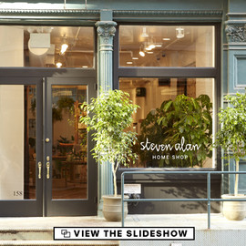 New York, TRIBECA - Steven Alan Home Shop
