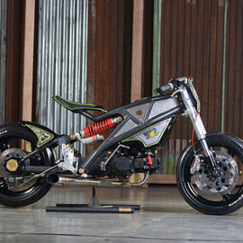 Roland Sands Design (RSD) - RSD Super Cub 2013