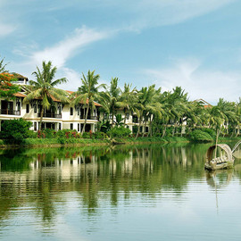 ベトナム - Hoi An Riverside Resort & Spa