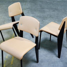 Jean Prouvé - Standard Chairs, ca 1950