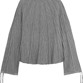 Chloé - Ribbed wool-jersey sweater