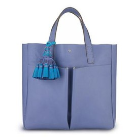 ANYA HINDMARCH - Georgiana Nevis - Bluebell