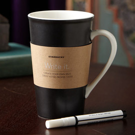 Starbucks - Create-Your-Own Mug