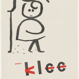 "Willem Sandberg - ""Paul Klee"", Stedelijk Museum Exhibition Poster"