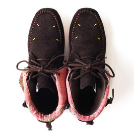 visvim - FBT BEAR FOOT-FOLK CUSTOM