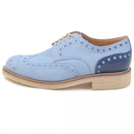 GRENSON - GRENSON x iNTHEMiDDLE Archie Brogue Crepe Sole