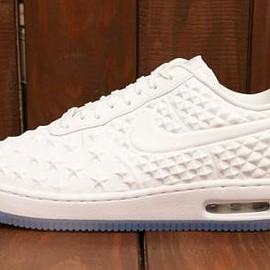 Nike - NIKE AIR FORCE 1 ELITE AS QS WHITE/WHITE-CHROME