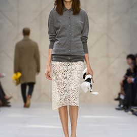 Burberry Prorsum - SS14 Runway Look No. 19