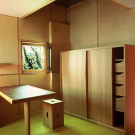 Le Corbusier - Le cabanon, Roquebrune, South of France