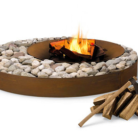 AK47 - Contemporary Wood Fireplaces