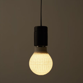 nendo - 1% products bulb lamp