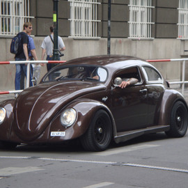 Volkswagen - Chopped Beetle