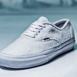 "VANS - ""POLAR BEAR PACK"" AUTHENTIC"