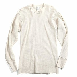 INDERA MILLS - 839LS HEAVYWEIGHT Thermal (NATURAL)