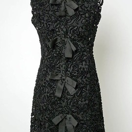 balenciaga - Evening Dress, fall/winter 1963–64