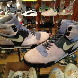 "NIKE - 「<used>1989 NIKE LAVA HIGH grey/black""made in KOREA"" size:US11/h(29.5cm) 9800yen」販売中"