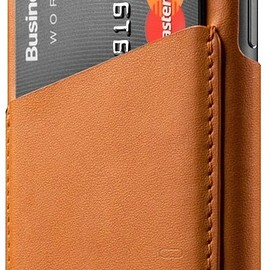 Mujjo Leather iPhone 5/5s Wallet Case