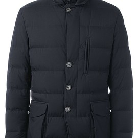 Loro Piana - quilted padded jacket