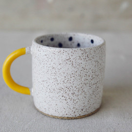 More & Co. - Polka Dot Mug