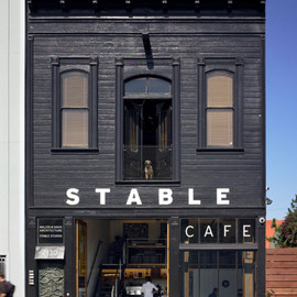 STABLE - Cafe