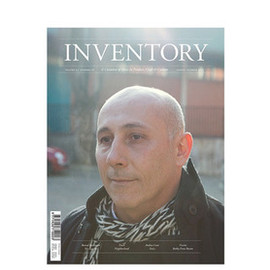 Inventory Magazine - INVENTORY Volume 03 Number 06 Andrea Canè Cover