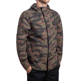 HUF - HOODED DECK JACKET