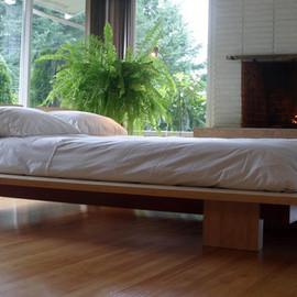 Glenn Ross - Platform Bed
