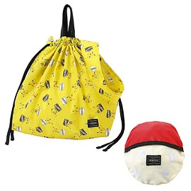 PORTER, Pokèmon - PACKABLE SHOULDER BAG