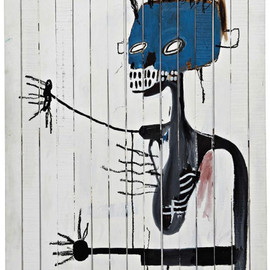 Jean-Michel Basquiat - Untitled (Lung), 1986