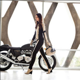 Alpinestars - Stella Vika Leather Jacket, Stella Vika Leather Pants, Stella Vika Leather Gloves, Stella Vika Waterproof Lady Boots