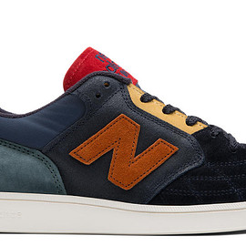 New Balance - Epic TR Made in UK Yard, Navy with Blue & Red