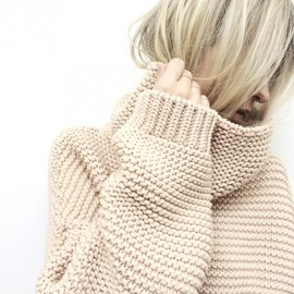 ZARA - High-neck Sweater