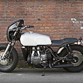 Wrenchmonkees - #58 Honda GL 1000