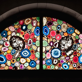 Sigmar Polke - Stained Glass/Grossmünster Cathedral