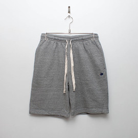 cup and cone - Sweat Shorts - Grey