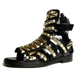 GIVENCHY - Studded Gladiator