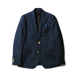 uniform experiment - 2 BUTTON BLAZER
