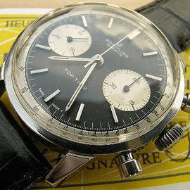 BREITLING - TopTime chronograph steel with papers 1967