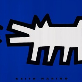 Keith Haring - Dog Barking