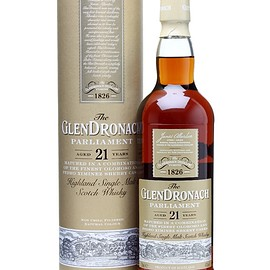 Glendronach - 21 Year Old Parliament / Sherry Cask