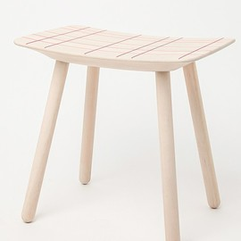 KARIMOKU NEW STANDARD - COLOUR STOOL  ピンク