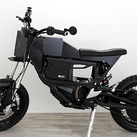 Droog moto - DM-016 The E Fighter